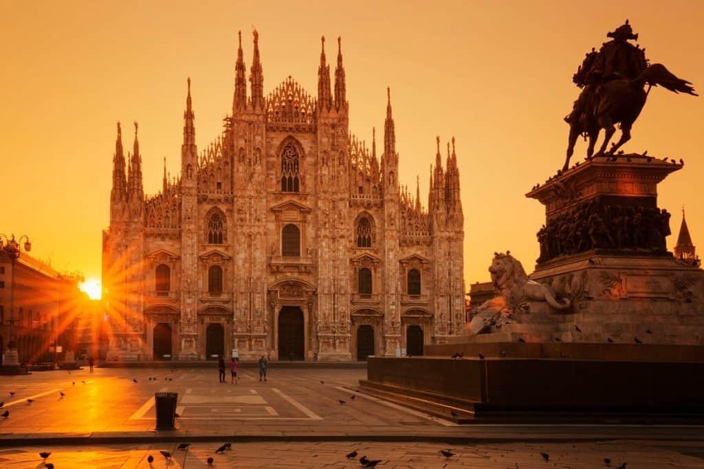 ميلانو ايطاليا