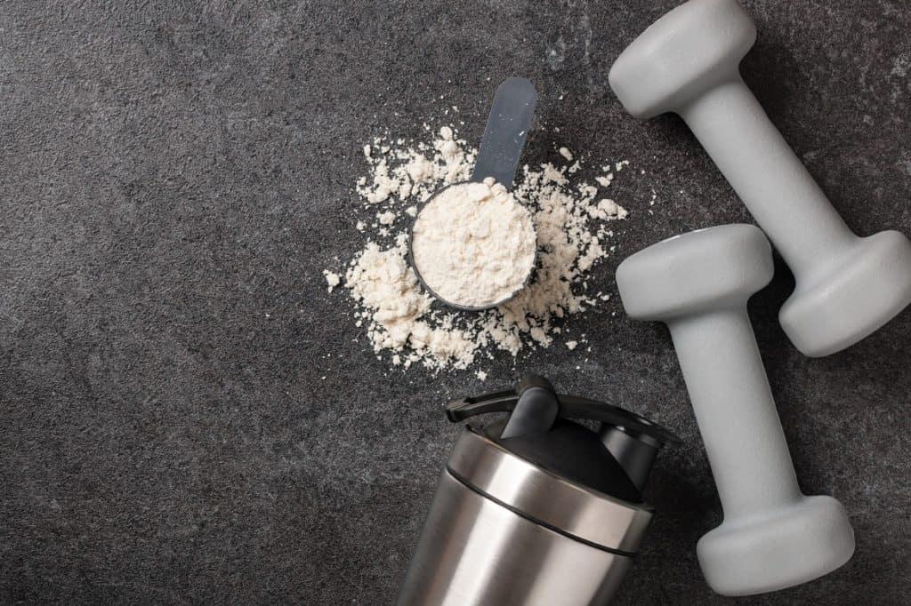 بروتين اللبن