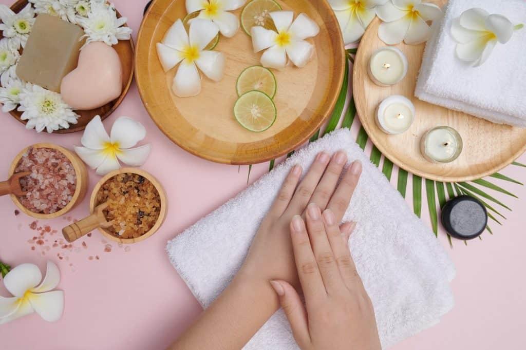 علاج جلد الوزة أو التقرن الشعري