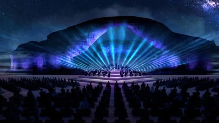 'Symphony under the Stars' from 27 Feb, to 12 Mar (2)