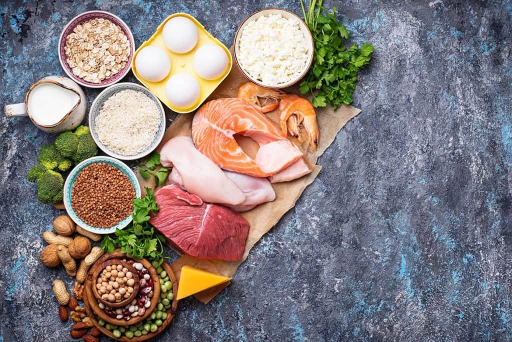 البروتين علاج هشاشة العظام