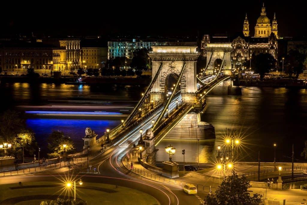 السياحة في المجر بودابست