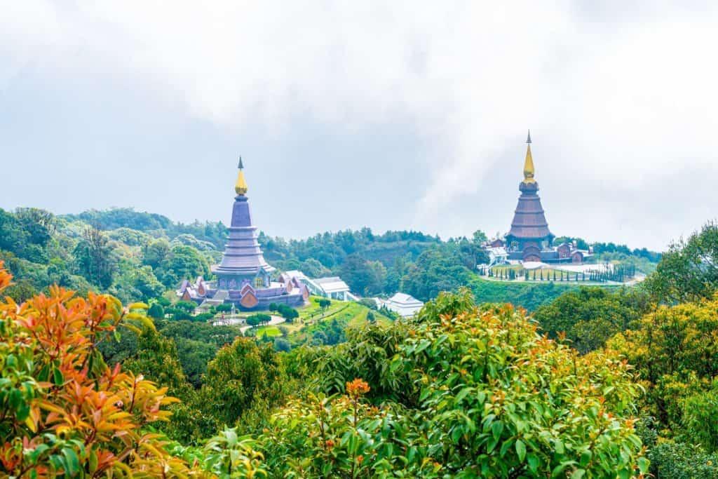 السياحة في تايلاند حديقة دوي انتانون الوطنية