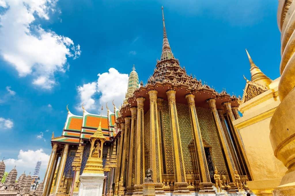 القصر الكبير السياحة في تايلاند