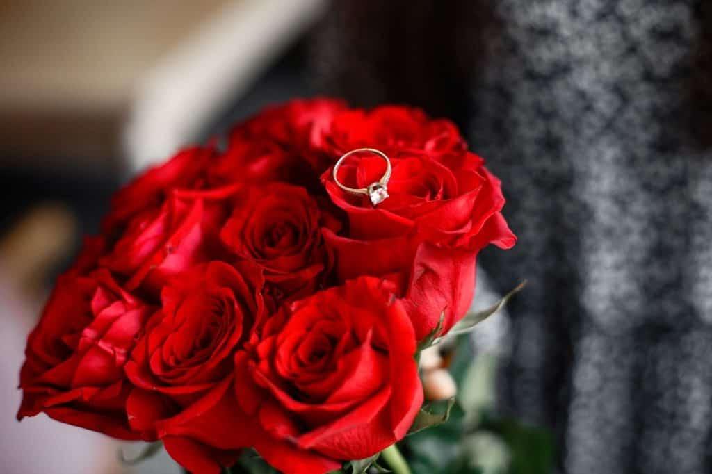 باقة من الورد