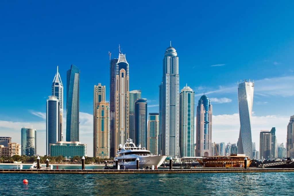 دبي من أغلى الوجهات السياحية